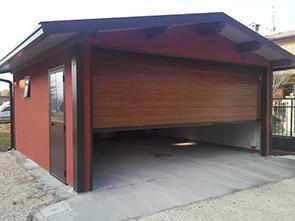 Free box auto box e arcover in legno per auto e porticati - Mobili per garage ...