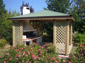 Vendita gazego in legno brescia edil garden brescia for Vendita palme da giardino prezzi
